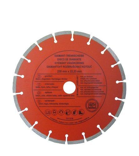 con :p B23122 Disco de corte Diamante Hormigón