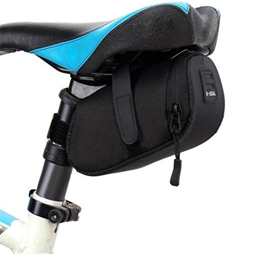 Fahrrad Tasche Fahrrad Wasserdicht Storage Sattel Tasche Sitz Tasche hinten M C -