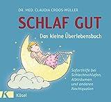 Schlaf gut - Das kleine Überlebensbuch: Soforthilfe bei Schlechtschlafen, Albträumen und anderen Nachtqualen - Claudia Croos-Müller