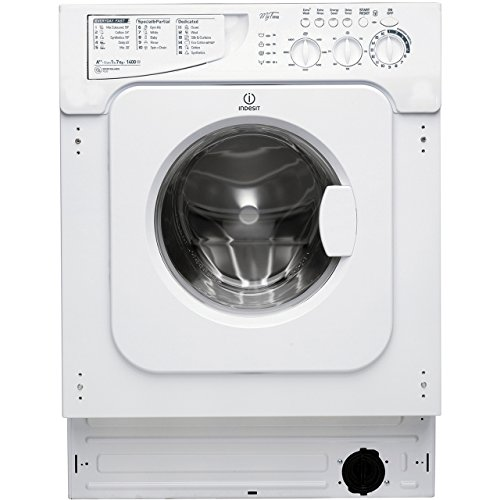 Indesit Ewme147 A++ Rated Built-In Washing Machine - White
