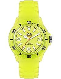 Ice-Watch Armbanduhr ice-Glow Unisex Gelb GL.GY.U.S.11