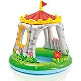 Intex - Piscina hinchable Intex castillo & flor 122x122 cm - 68 l - 57122NP