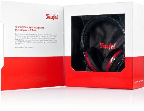 Teufel Aureol Real offener Over-Ear-Kopfhörer Schwarz - 5