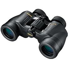 Nikon Aculon A211 7X35 - Binoculares (ampliación 7x, objetivo 35 mm), color negro