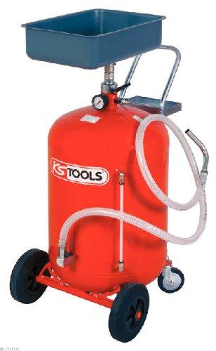 KS Tools 160.0001 Récupérateur d'huile par gravité 65 L