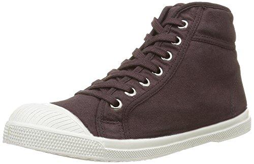 Bensimon Damen F15032c158 Sneaker Violett - Violet (414 Aubergine)