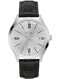 Caravelle New York Dress Mens Date Watch 43B143