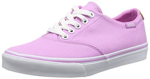 Vans Winston Decon, Baskets Basses femme Rose (Canvas/Orchid)