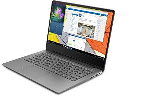 Lenovo Ideapad 330S 14-inch Thin and Light Laptop (A9-9425/4GB DDR4/1TB HDD/Windows 10), Platinum Grey