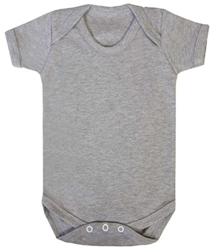 6-9 Baby Boys 3 Pack Sleeveless Env Neck Cotton Bodysuit Body Vest Sizes NB-24 months