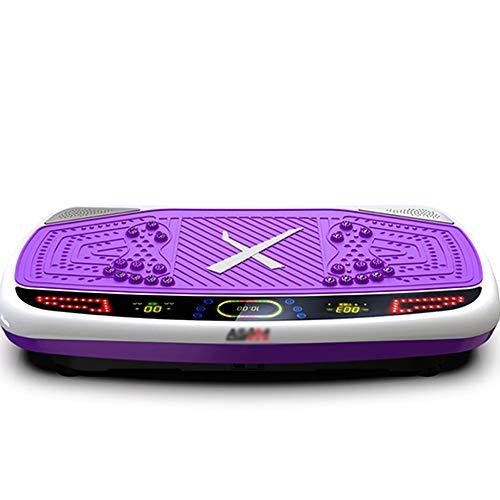 Abnehmen Maschine faul Leute schütteln Gewichtsverlust Artefakt reduzieren Fett Ausrüstung 800X460X140mm - DREI Farben optional Vibrationsplatte (Farbe : C)