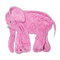 Creamon No Filling Elephant Plush Toy, No Filling Elephant Plush Toy No PP Cotton Plush Animal Soft Elephant Baby Sleeping Pillow Kids Toys a