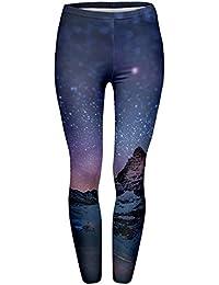 c5a85bd3a03c8 Amazon.es  Turquesa - Leggings   Mujer  Ropa
