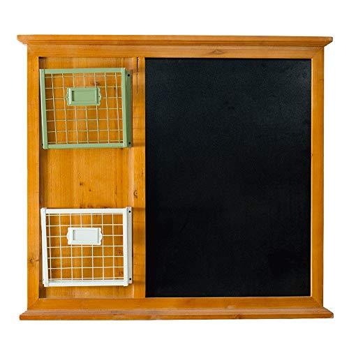 Land Möbel Lagerung (A J S Shelf ZTH Amerikanischen Land Tafel Racks   Multifunktions-Shop Wandbehang Wanddekorationen Decken Meter Box Wanddekoration Kreative Rack A+)