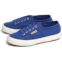 Superga 2750-COTU CLASSIC Sneakers Unisex - Adulto, Blu (Intense Blue G88), 38 EU (5 UK)