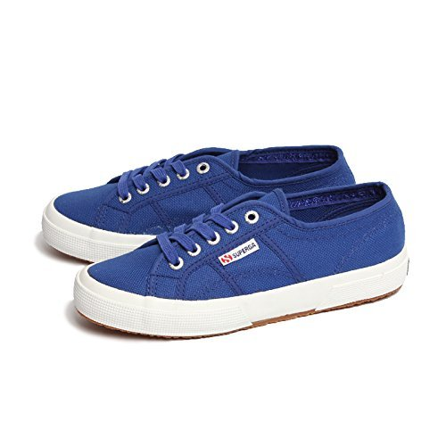 Superga 2750 Cotu Classic, Sneakers Unisex - Adulto, Blu (Intense Blue G88), 38 EU (5 UK)