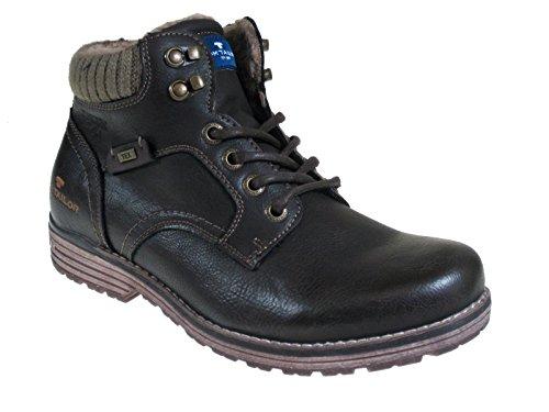 TOM TAILOR - Pantofole a Stivaletto Uomo , (Mokka), 44