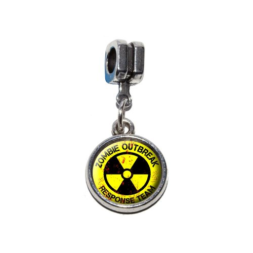 Zombie Outbreak Response Team–Strahlung Symbol Italienisches europäischen Euro-Stil -