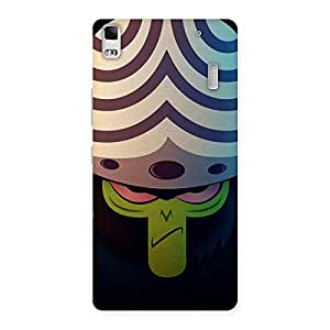 Impressive Joj Multicolor Back Case Cover for Lenovo K3 Note