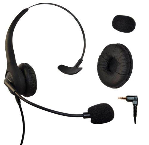 Headset Headphones Lautstärkeregler und Muteschaltung für Cisco SPA Serie Spa303 Spa504G und andere Modelle, Polycom Soundpoint IP 320 330, Grandstream, Cortelco