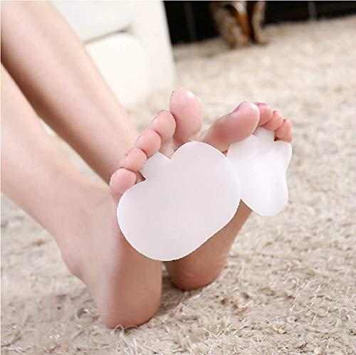 WM-EILIAN Toe Separator Press Forefoot Pad Zum Schutz der Fußdruckschmerzlinderung Fußpflege -