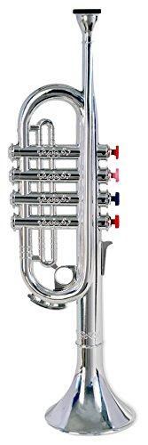 Bontempi–323831–Musikinstrument–Trompete–4Noten