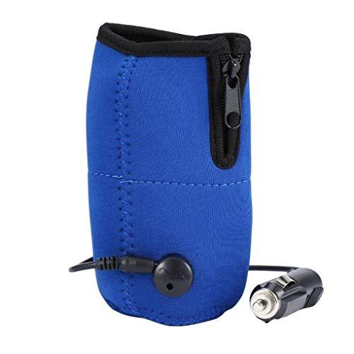 Windy5 12V Auto-Warmhalten Füttern Pflegeflaschenhalter Heizung Beutel-Beutel-Milch-Wärmer-Heizung Blau Durable