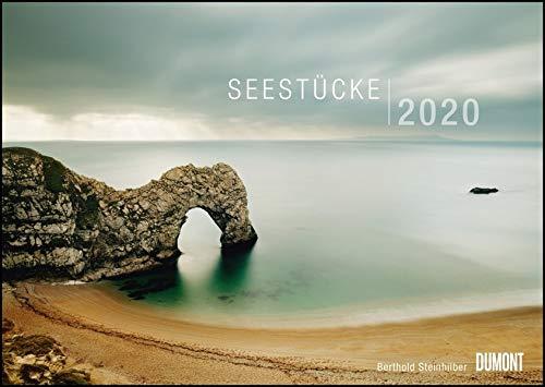 Seestücke 2020 - Fotografiert von Berthold Steinhilber - Wandkalender - Format 42 x 29,7 cm