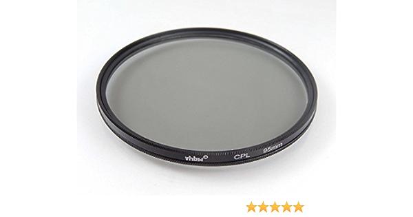 Vhbw Universal Polarisationsfilter Kompatibel Mit Kamera