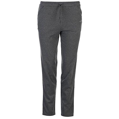 La gear pantaloni i lk da donna, per sport, jogging, charcoal marl, 12 mesi