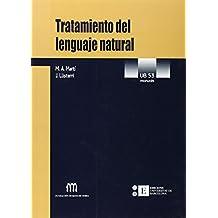 Tratamiento Del Lenguaje Natural (Ub Manuals)