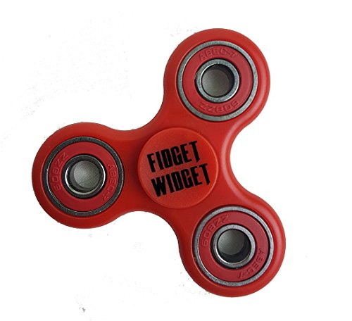 Fidget-Widget-Toy-For-Men-Women-Kids-EDC-Tri-Spinner-With-Removable-Ceramic-Bearings-Relieve-Stress-Reduce-Anxiety-Quit-Bad-Habits-Helps-With-ADHDADD-Autism-Boredom-Red