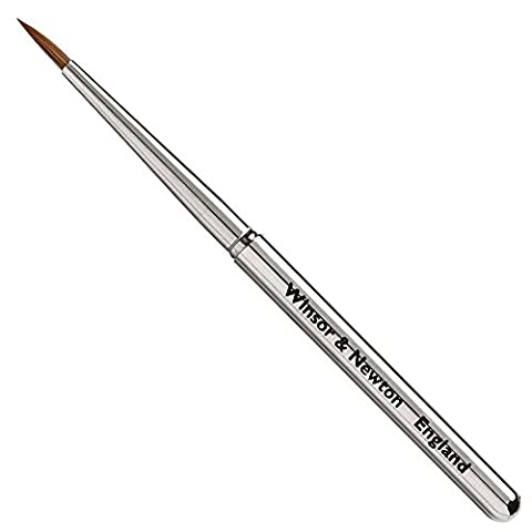 Winsor & Newton SCEPTRE GOLD Pocket Brush : Size 2 Sable collapsible by Winsor & Newton