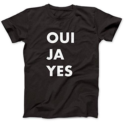 Oi Ja Yes As Worn By Thom Yorke T-Shirt 100% Premium Cotton