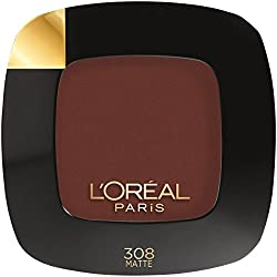 Matte-ison Avenue : LOreal Paris Cosmetics Colour Riche Monos Eyeshadow, Matte-ison Avenue, 0.12 Ounce
