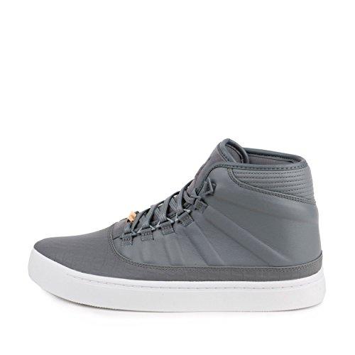 Nike Jordan Westbrook 0, Chaussures de Sport Homme, Taille Cool Grey/Metallic Gold-White