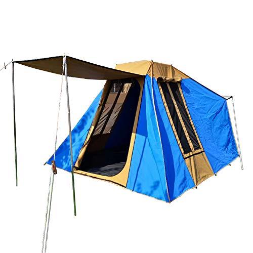 Dream House Luxus-Campingzelt, wasserdicht, für mehrere Personen