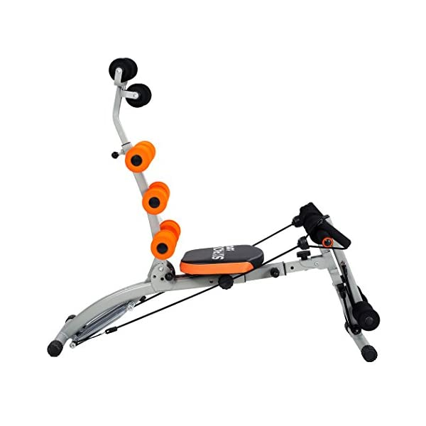 Ancheer abs rocket chair abdominal fitness multi gym trainer
