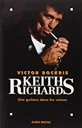 Keith Richards : Une guitare dans les veines