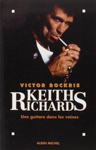 Keith Richards (Musique - Spectacle) par Victor Bockris