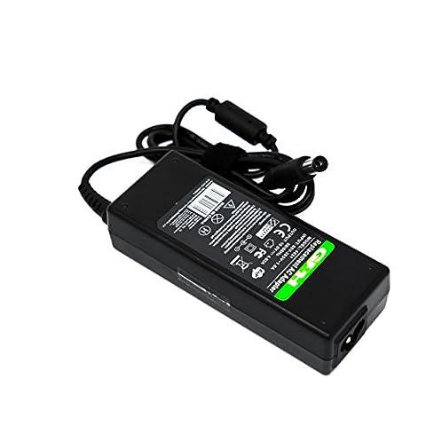 GPH® Bloc d'alimentation chargeur adaptateur AC câble de chargement pour Asus Dell Sony Toshiba Acer Not portable ordinateur portable 2. 19,5v 90w SteckerØ: 7,4x5,0mm