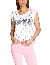 American Retro - Jade - T-Shirt - Femme