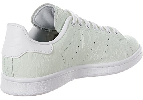 adidas Originals Stan Smith W S76666 Damen Women Sneaker Shoes Schuhe Turchese / White