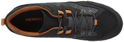 Merrell brûlé Rock Chaussures Noir