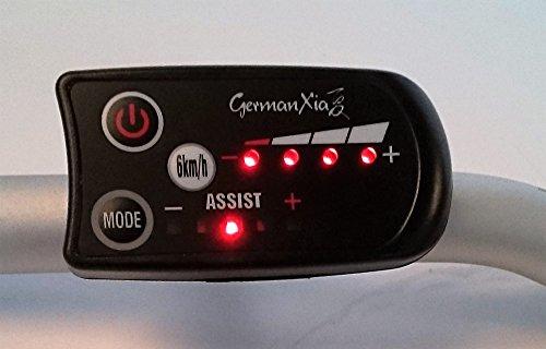xGerman Nachrüstsatz 250W VR-Antrieb 26\' mit LED Display und 11A