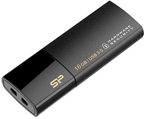 Secure G5016GB USB 3.0(3.1Gen 1) Type Black USB Flash Drive-USB-Sticks (16GB, USB 3.0(3.1Gen 1), Type, Cap, 9.2g, Black) ()