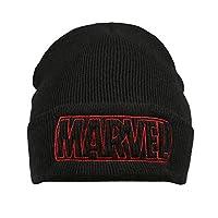 Marvel Heren Lijn Logo Beanie