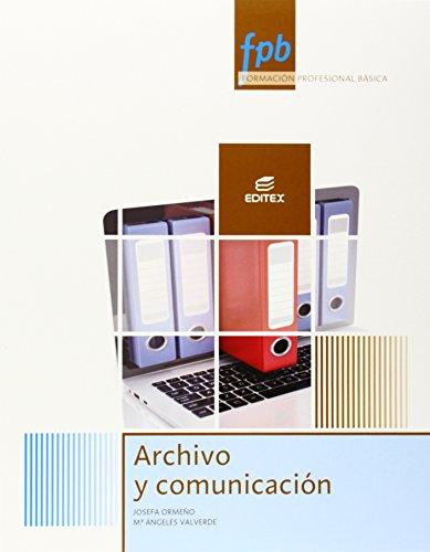 Archivo y comunicación (Formación Profesional Básica)