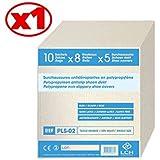 Surchaussure Anti-dérapante Non Stérile à Usage Unique Carton De 400 Pièces - Pls-02