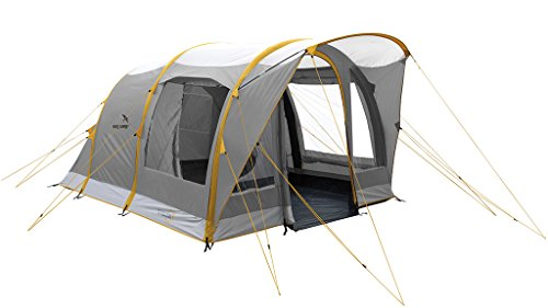 Easy Camp Hurricane 300 Tente Mixte Adulte, Gris/Argent, Taille Unique